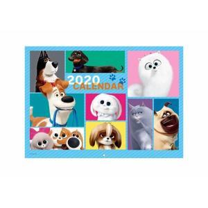 アニメ映画 ペット2 PETS2 壁掛けカレンダー