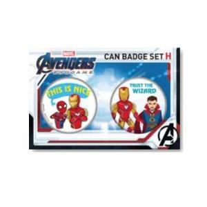 【商品紹介】 Avengers: Endgame (マーベル アベンジャーズ エンドゲーム)より「缶...
