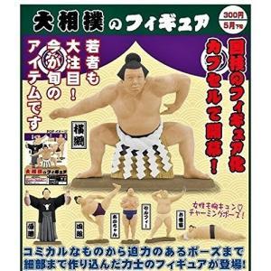【商品紹介】 日本の伝統文化として人気の高い大相撲のフィギュアが登場。 横綱の土俵入りからSNSから...
