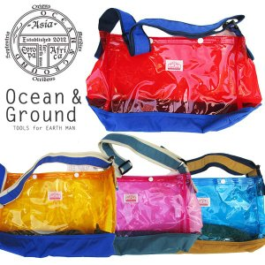 Ocean&Ground|オーシャンアンドグラウンド プールバッグ ショルダー ROCKAEAY 男の子 女の子 子供|smile-baby