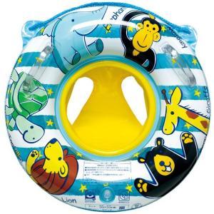 子供服 子ども キッズ ベビー 浮き輪 プール 海 浮き具 足入れ ベビーフロート 男の子 女の子 赤ちゃん 50cm|smile-baby