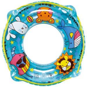 子供服 子ども キッズ ベビー 浮き輪 プール 海 浮き具 足入れ ベビーフロート 男の子 女の子 赤ちゃん 45cm|smile-baby
