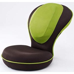 背筋がGUUUN 美姿勢座椅子 グリーン(姿勢補正体の歪みストレッチ座椅子)|smile-box
