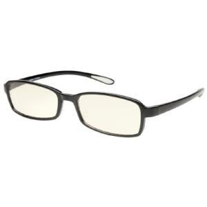エニックス 老眼鏡 ブルーライトカット 2.5 度数 スウィートアイ ブラック プラム SE01MOCH2.50|smile-box
