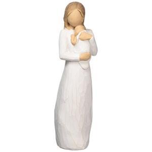 ウィローツリー彫像 【Angel of Mine】 - 私の天使 smile-box