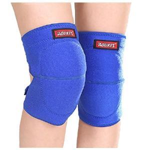 【お届けする商品は ブルー/Medium になります】 厚手のパッドを入れることにより、衝撃から膝を...