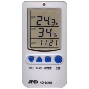 A&D 温湿度計 AD-5640B|smile-box