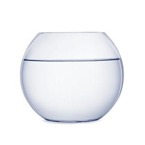 クリアなガラス製タイプの水槽。金魚やメダカを入れるとかわいいです。人気のハイドロカルチャーにも。 グ...
