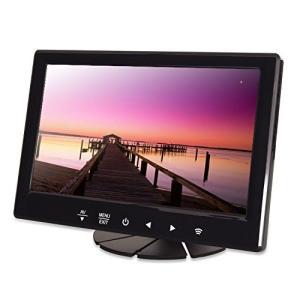 MAXWIN(マックスウィン) オンダッシュモニター 7インチ HDMI対応 IPS液晶 WSVGA RCA入出力 スピーカー搭載 TKH703|smile-box