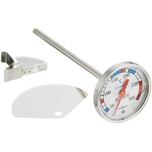 日本計量器工業 クックメイト揚物用温度計 AAG17|smile-box