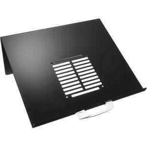 NBROS モニターアーム に ノートPC (幅38cm程度まで)を固定できる 変換マウンタ [ VESA規格75/100mm対応 smile-box