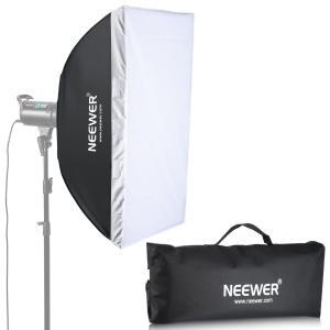 NEEWER ポータブル 長方形 ソフトボックス 60 X 90cm / 23.6インチ X 35....