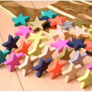 kiko+ tanabata(キコ たなばた 七夕) 星形ドミノセット 木製 積み木 木のおもちゃ ドミノ倒し 出産祝いや誕生日プレゼントに! smile-box