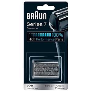 Braun ブラウン シェーバー替刃 網刃・内刃一体型カセットシリーズ7用 ブラック F/C70B-3 smile-box