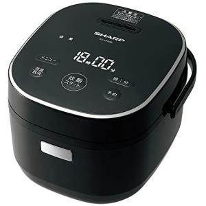 シャープ 好評パン調理機能付き ジャー炊飯器 3合 ブラック KS-CF05B-B (ブラック 3合)|smile-box