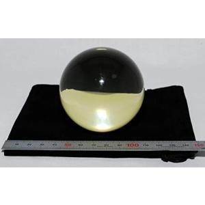 ジャグリング ボール 直径 70 mm 黄 アクリル 専用袋付き 70mm 黄 (黄 70mm黄)|smile-box