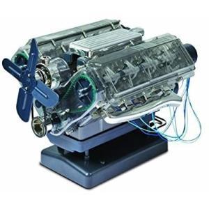 V8モデル エンジン 組み立てキット