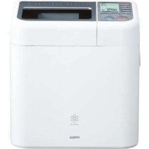 SANYO ライスブレッドクッカー Gopan プレミアムホワイト SPM-RB1000(W) (ホワイト)|smile-box