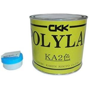 ポリラック KA2色 1Kgセット (KA2色)|smile-box