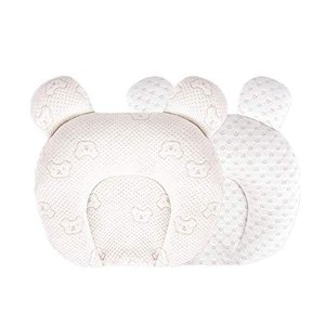 ALSKY ベビー枕 赤ちゃん まくら 新生児 ドーナツ型 頭骨サポー 絶壁防止 向き癖防止 寝姿を矯 正 夜泣|smile-box
