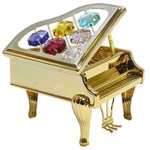 ロイヤルアーデン スワロフスキーストーン付きオブジェ ピアノ カラー 1561|smile-box