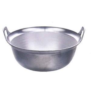 アルミ鋳物段付鍋 39cm【ALDN39】|smile-dp