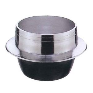 アルミ鋳物羽釜 口径 16cm【HGAL16】(アルミ羽釜)|smile-dp