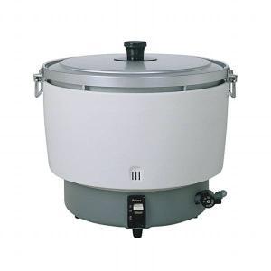 パロマ 業務用ガス炊飯器 5.5升炊 折れ取手付 【PR-101DSS】|smile-dp