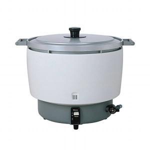 パロマ 業務用ガス炊飯器 5.5升炊 固定取手付 【PR-10DSS】|smile-dp