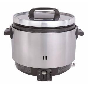パロマ 業務用ガス炊飯器 2升炊 涼厨・フッ素内釜タイプ  【PR-360SSF】 ・送料無料(一部地域を除く)|smile-dp