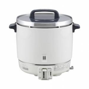 パロマ(Paloma) 業務用ガス炊飯器 2.2升炊 フッ素内釜タイプ 【PR-403SF】|smile-dp