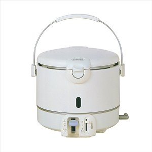 パロマ 家庭用炊飯器 3.3合炊 炊飯専用【PR-60DF】 代引手数料無料・送料無料(一部地域除く)|smile-dp