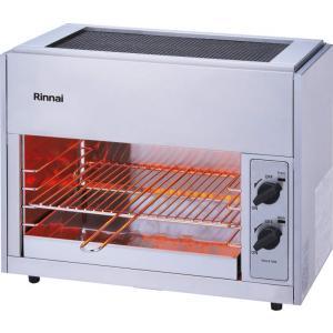 リンナイガス赤外線グリラー ペットミニ 【RGP-42SV】【立消え安全装置付】|smile-dp