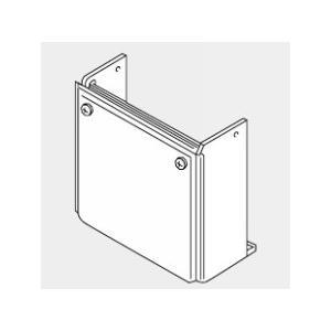 リンナイ ガス給湯器 オプション 【ROP-6101(K)】 配管カバー smile-dp