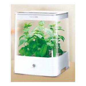 ユーイング Green Farm Cube UH-CB01G1 水耕栽培器 グリーンファーム キューブ (UHCB01G1-W  UH-CB01G1-G)|smile-dp