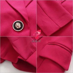 長袖スーツ  テーラード 大きいサイズあり smile-hb 04
