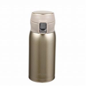 カフェマグポーター 軽量ワンタッチマグ350(シャンパンゴールド) HB-4755|smile-hg