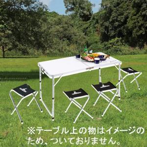 ラフォーレテーブル・チェアセット4人用 UC-4|smile-hg