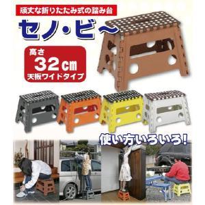 ちょっと高いところの物を取りたいときに愛車の洗車や高所のお掃除にあると便利な折りたたみ式の踏み台。 ...
