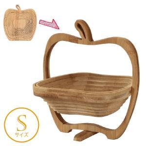 りんごバスケット Sサイズ CK-16 /12701...