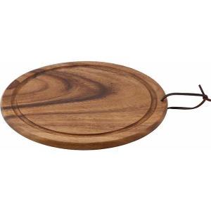アカシアの木目が持つぬくもりがお料理をより美味しそうに引き立ててくれる木製のカッティングボードです。...