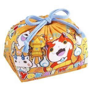 妖怪ウォッチ  巾着弁当袋「3個まで送料200円」