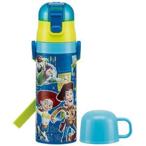 子供用 水筒 /  保温 保冷 超軽量 2WAYステンレスボトル 430ml トイストーリー19|smile-hg