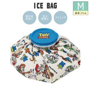 アイスバッグM トイストーリー 「ネコポス送料無料」/ 熱中症 暑さ 対策 発熱 アイシング 氷袋 氷のう 氷嚢 アイスバック かわいい ディズニー|smile-hg
