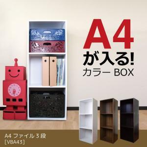 A4ファイル3段 「VBA43」 / 西B
