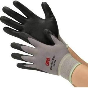 3M(スリーエム) 快適作業手袋 GLOVE-GRA-M コンフォートグリップグローブ グレー M