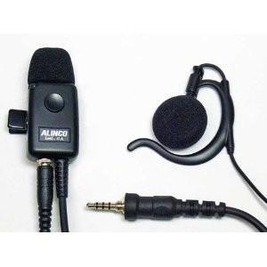 アルインコ(ALINCO) 【EME-48A】 無線機器用アクセサリー 防水ジャック式イヤホンマイク