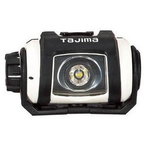 タジマ LE-W151-W ペタLEDマルチライト W151 ホワイト 建設向けLEDヘッドライト 【299850】|smile-honpo