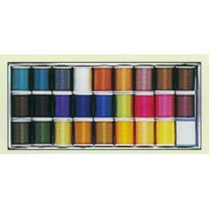 メモリーカードししゅうには、光沢とボリューム感がアップする専用ししゅう糸をおすすめします。 上糸26...