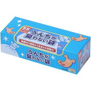 最安に挑戦 クリロン化成 うんちが臭わない袋 BOS ペット用 SS200枚 犬 猫 トイレ 消臭 袋|smile1